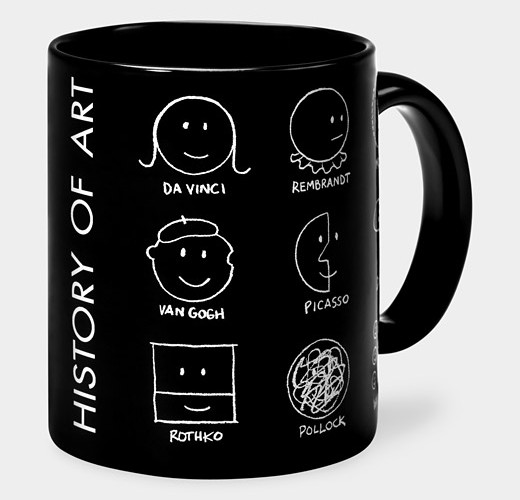 <b>MoMa History of Art Mug</b><br>