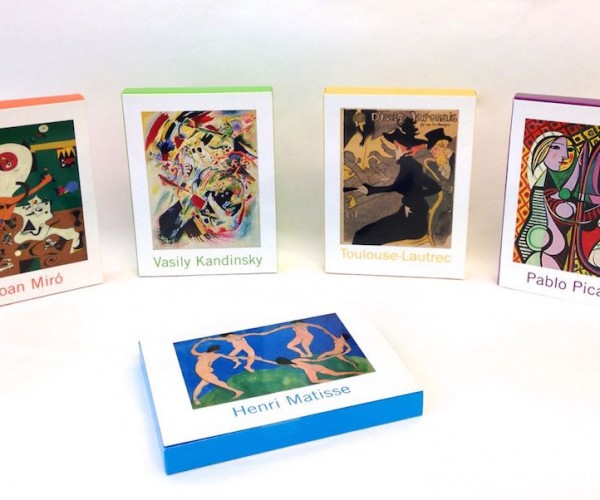 <b>MoMa Gift Card Sets</b><br><br>set of 10 cards