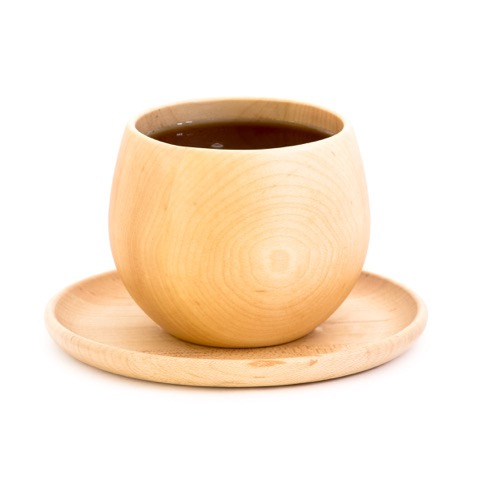 <b>Maple Cup & Saucer</b><br>