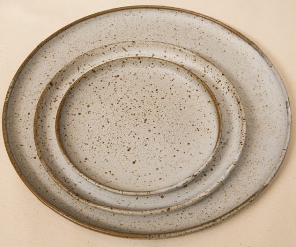Ceramic plates